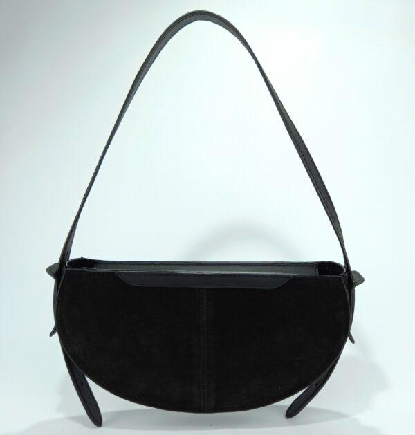 bolsos de piel negro